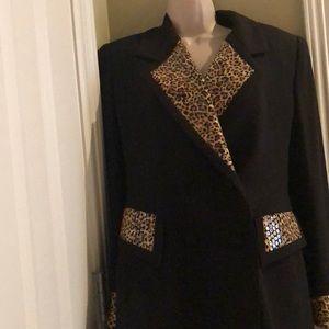 Parisline blazer/jacket size m